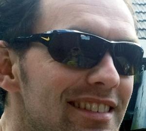 Nike zonnebril