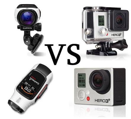 Sport camera, Review van beste actioncams tijdens sport!